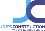 Joe's Construction Logo